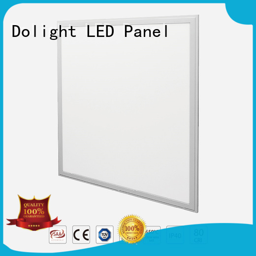 Hot surface white led panel installation Dolight LED Panel Brand