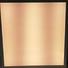 Quality Dolight LED Panel Brand square led panel grille