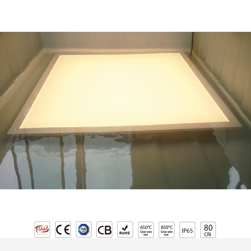 IP65 Waterproof Panel Light Flat UGR<17.1