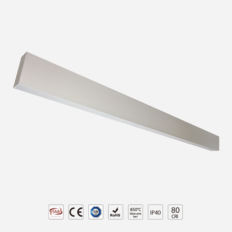 Up /Down Linear Light RA90 Optional LD60