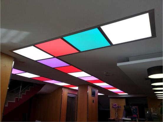 Hot rgbw panel control Dolight LED Panel Brand