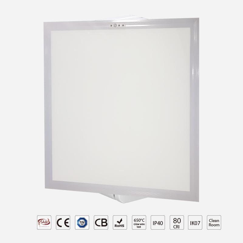 Built-in On/Off Sensor LED Panel Light