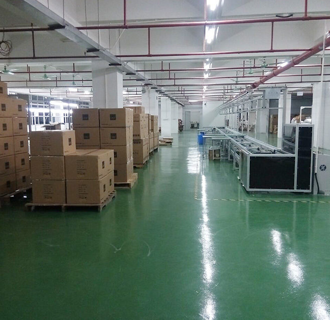 Automatical Production Line