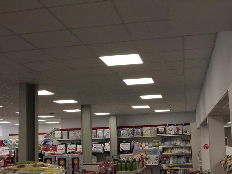Supermarket Project in Austria