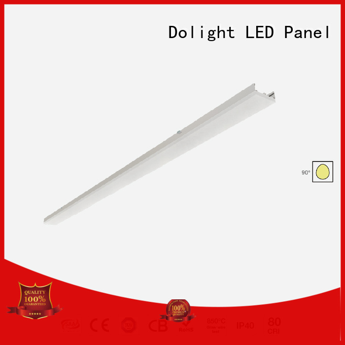 cover different OEM linear light fixture Dolight LED Panel