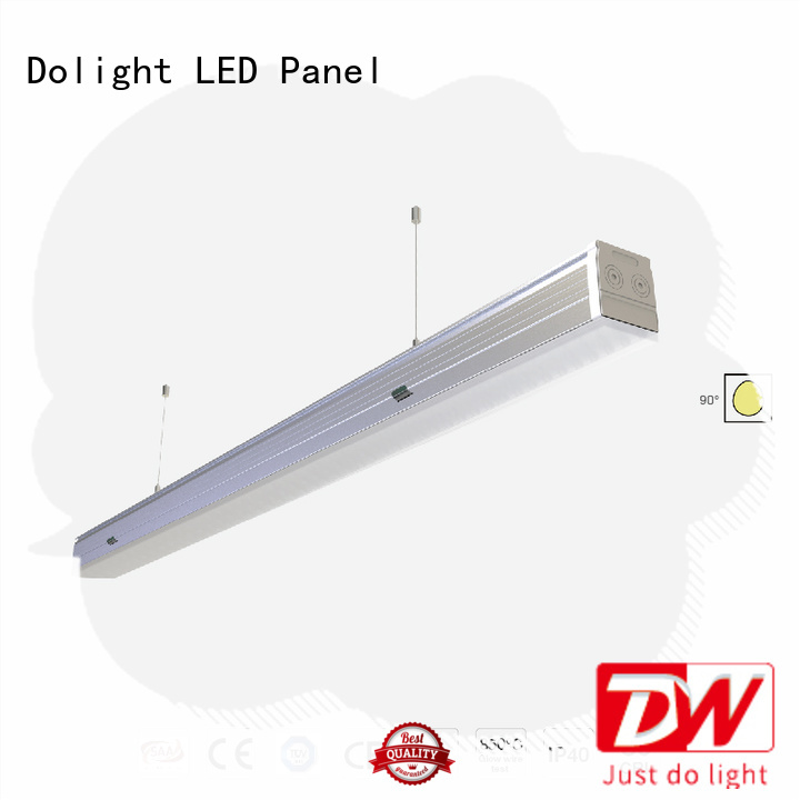 installation linear lighting systems angle light Dolight LED Panel Brand