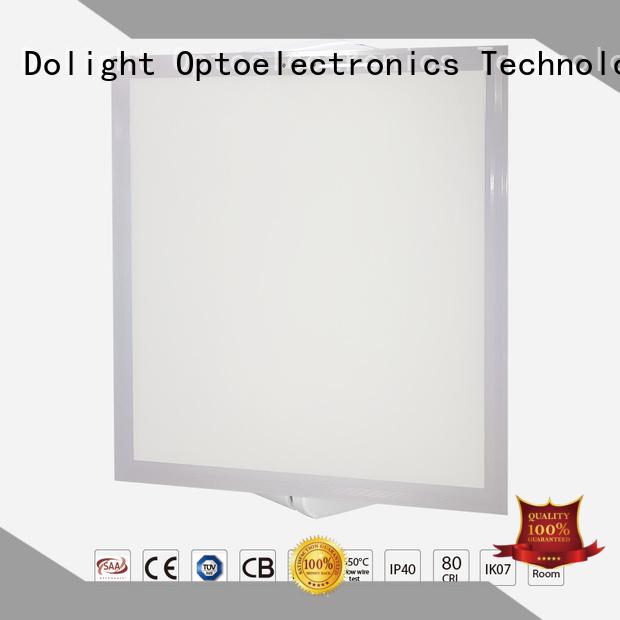 Hot flat panel led lights onoff Dolight LED Panel Brand