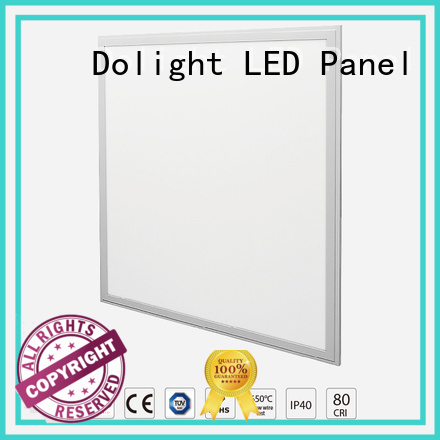 Dolight LED Panel Brand distribution balanced white led panel