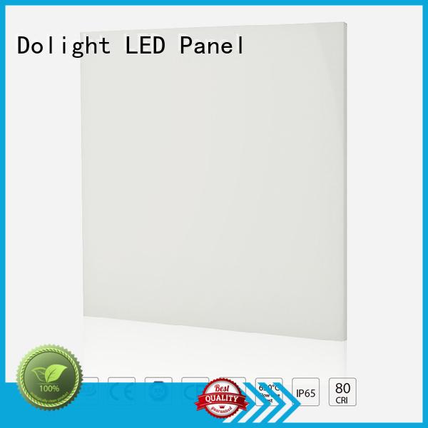 way panel frameless OEM led square panel light Dolight LED Panel