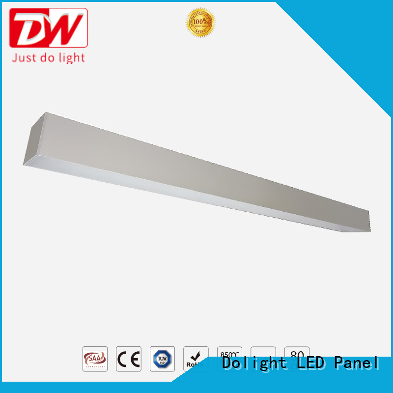 Dolight LED Panel Brand ld50 recessed recessed linear led lighting manufacture