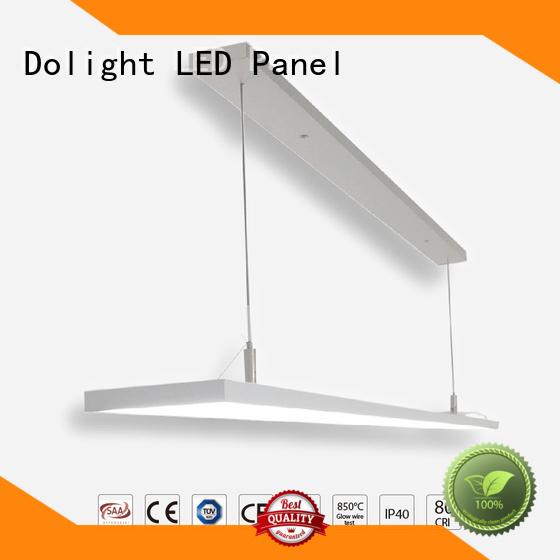 suspending led thin panel lights frameless Dolight LED Panel company