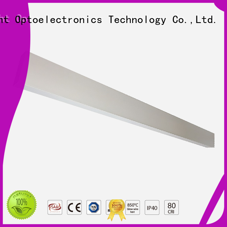 opal lw50 ld60 flavor linear led pendant Dolight LED Panel Brand