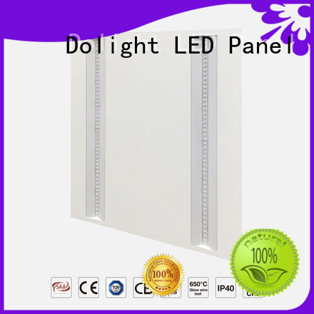 Dolight LED Panel Brand backlite lens mould grille led panel