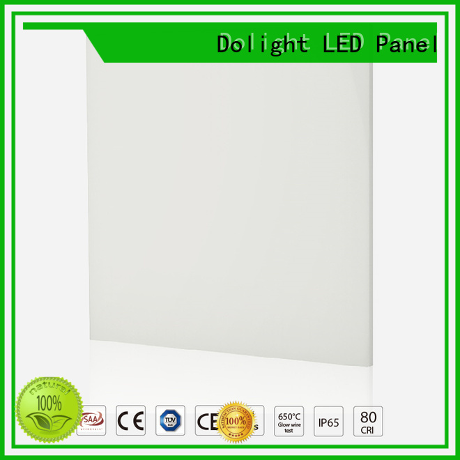Quality Dolight LED Panel Brand pmma ceiling led square panel light