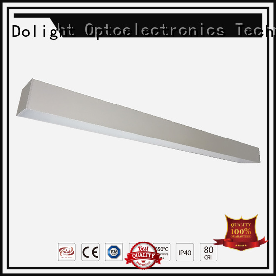 Hot optional linear led pendant lens Dolight LED Panel Brand