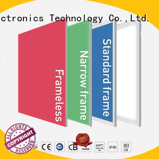 Dolight LED Panel Brand panel rgbw control frameless rgbw panel