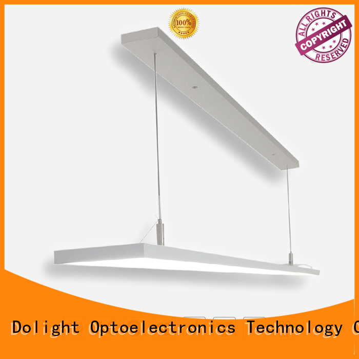 linear linear pendant lighting simple office Dolight LED Panel company