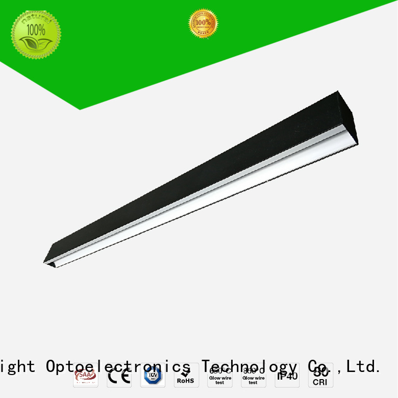 ld50 Custom down recessed linear led lighting linear Dolight LED Panel