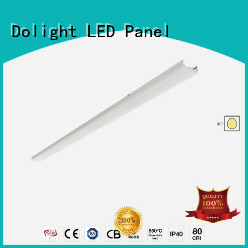 frosted Custom waterproof linear light fixture linear Dolight LED Panel
