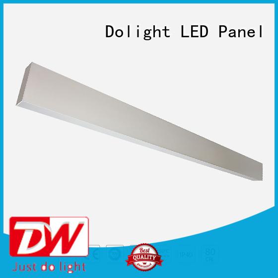 Custom led recessed linear led lighting glare Dolight LED Panel