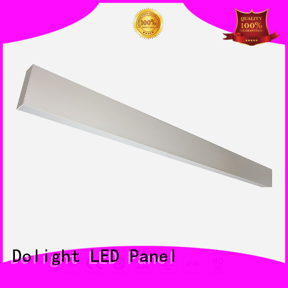Quality Dolight LED Panel Brand wash recessed linear led lighting