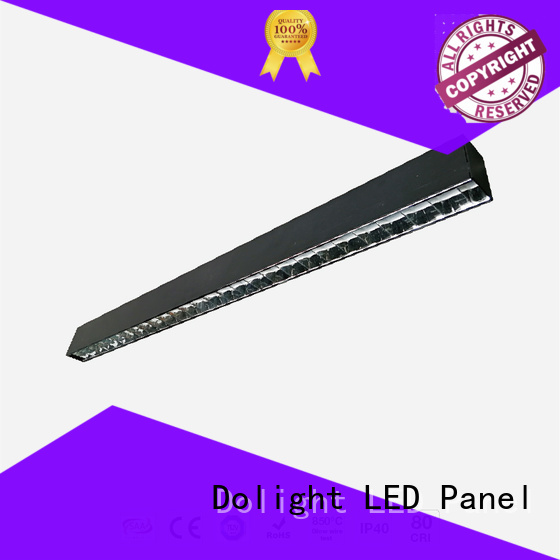 Hot lo50 linear led pendant lo60 Dolight LED Panel Brand