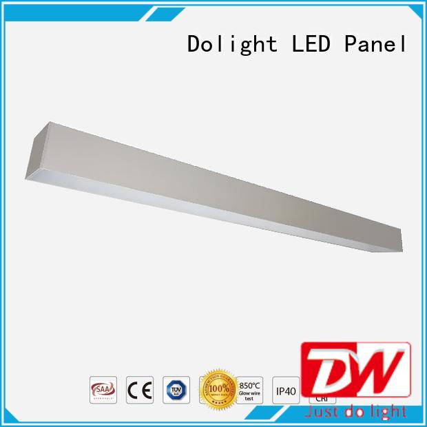 lo75 light linear led pendant Dolight LED Panel manufacture