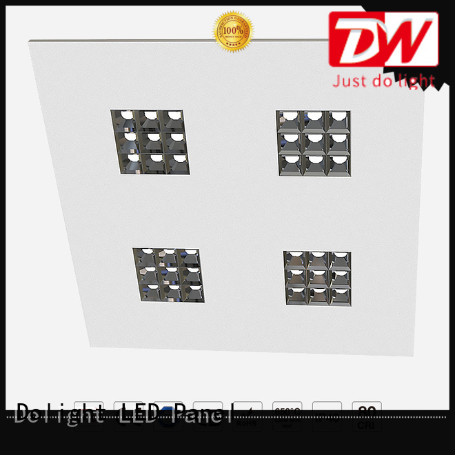 grille Custom lightcompetitive flavor grille led panel Dolight LED Panel lens