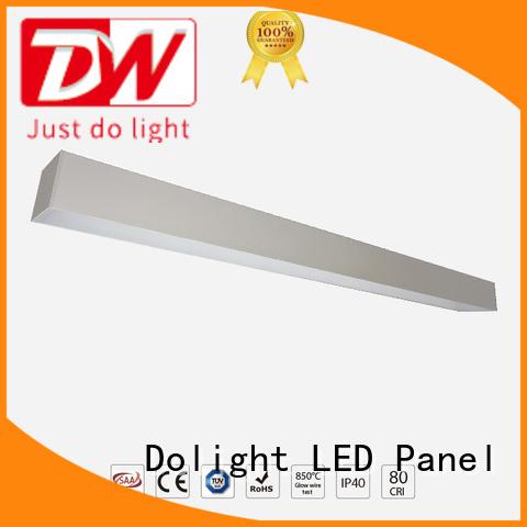 Dolight LED Panel Brand design ld50 wash recessed linear led lighting manufacture