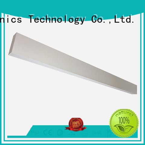 linear led pendant lens recessed linear led lighting wall company