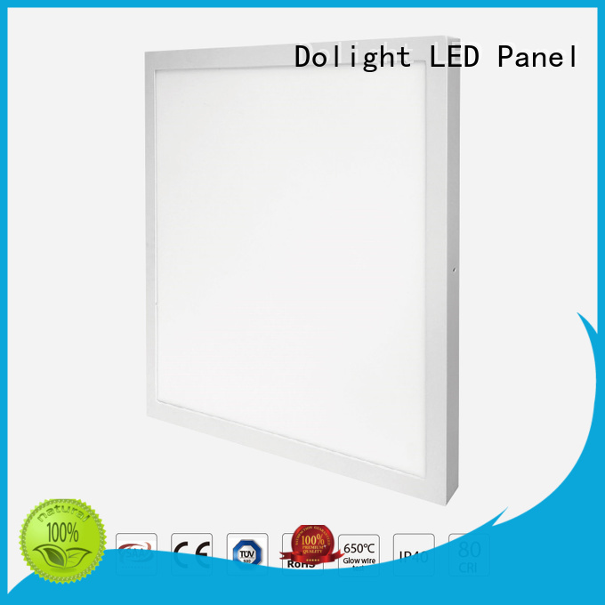 Quality Dolight LED Panel Brand white led panel mount