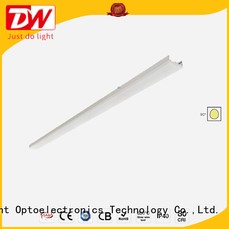 frosted lens linear lighting systems Dolight LED Panel Brand