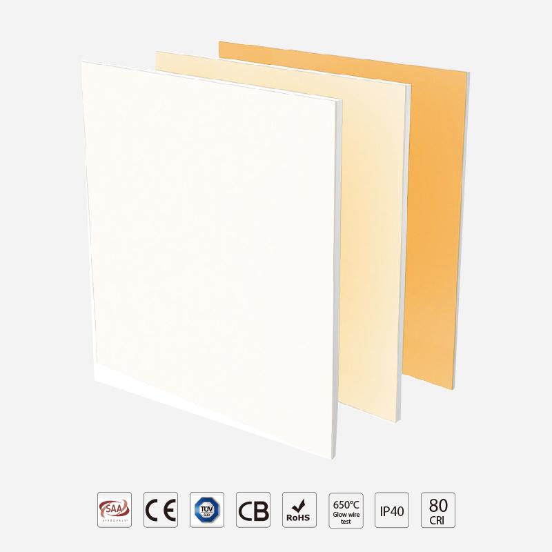 CCT Tunable Panel Light 2700-6000K  UGR<19