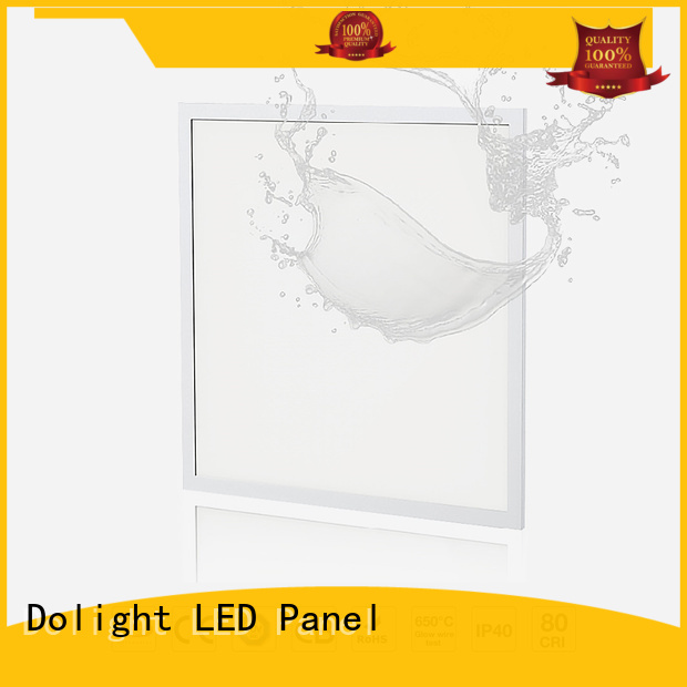 panel led ip65 flat antibacterial ip65 led panel manufacture