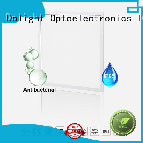 hospital antibacterial light panel led ip65 Dolight LED Panel manufacture